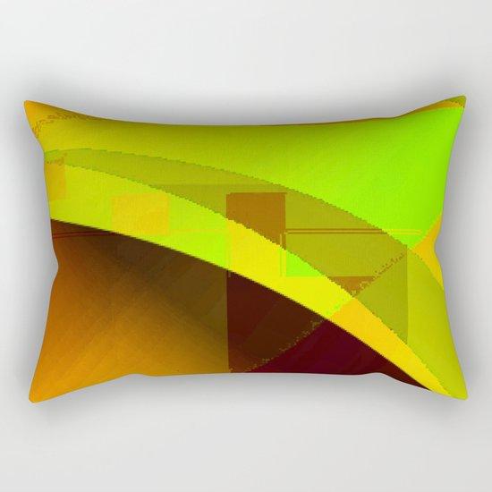 sweet harmony 7 Rectangular Pillow