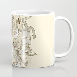 Bad Tempered Rodents Coffee Mug