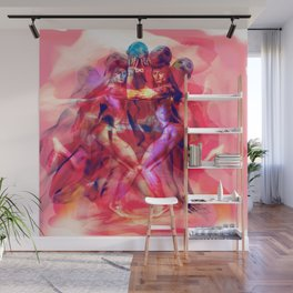 When One Is Not Enough Wall Mural