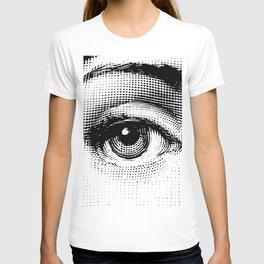 Lina Cavalieri - right eye T-shirt