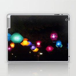 Tea Lanterns Laptop & iPad Skin