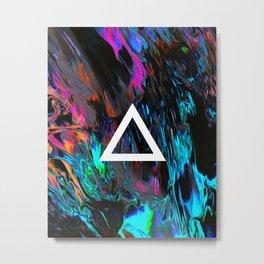 Saz Metal Print