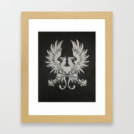 Grey Warden Framed Art Print