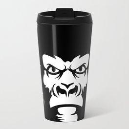 Gorilla face Travel Mug