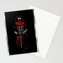 The Masked Man Stationery Cards
