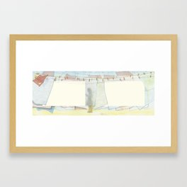 Arroyo Claro Framed Art Print