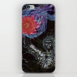 Perseus and Alustrium iPhone Skin