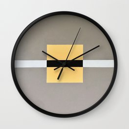 Opening Wall Clock