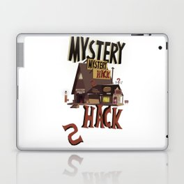Mistery Shack Laptop & iPad Skin