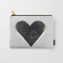 Peeking into your heart Carry-All Pouch