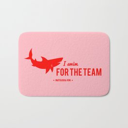 FOR THE TEAM - Matsuoka Rin Bath Mat