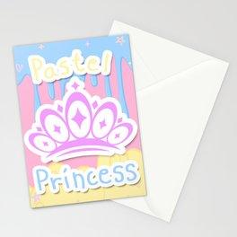 Pastel Princess Stationery Cards