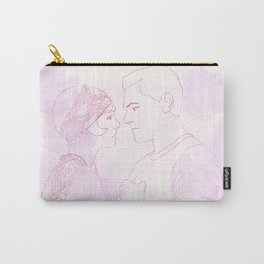 Great Gatsby Print.  Carry-All Pouch
