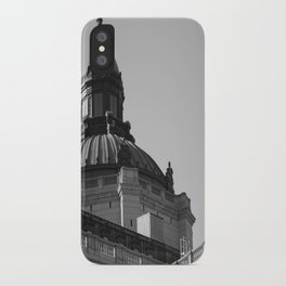 In The District  iPhone Case