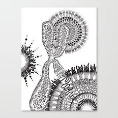 Chromosome Canvas Print