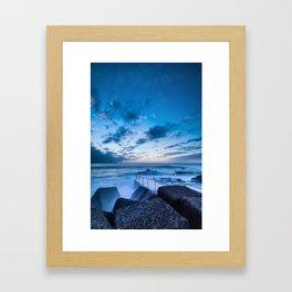 Mesa del Mar, Tenerife Framed Art Print
