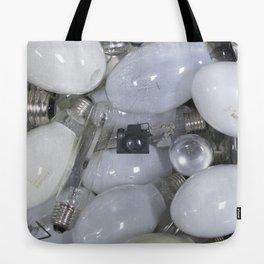 Light bulbs & Tiny Tiny Camera Tote Bag