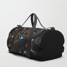 Full Spectrum Mandala Duffle Bag