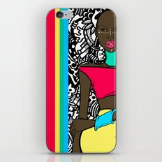 Colors of Africa iPhone & iPod Skin