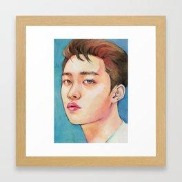 EXO KOKOBOP   D.O Framed Art Print
