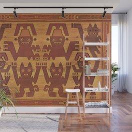 Inca Shaman Spirits Wall Mural