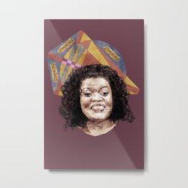 Shirley Metal Print
