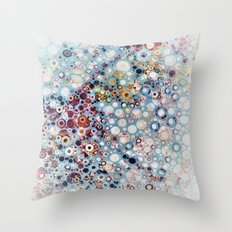:: Saturday Lace :: Throw Pillow