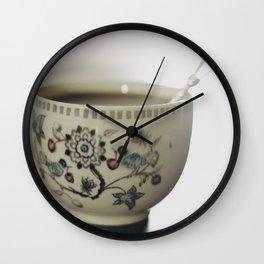 Warm Wall Clock