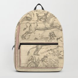 Burritt's Constellations (January, February, March) (1856) Backpack