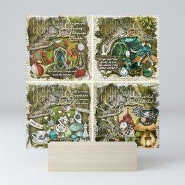 Alice of Wonderland Series 2 Mini Art Print