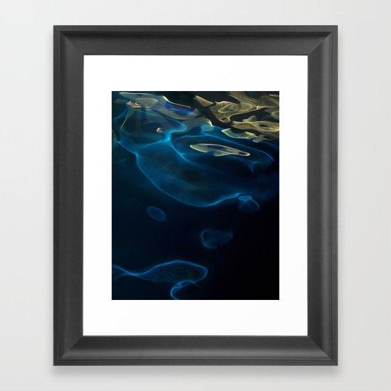 WATER / H2O #51 Framed Art Print