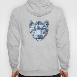Snow Leopard Hoody