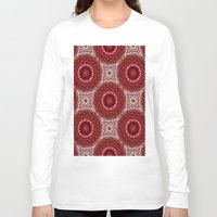 ruby Long Sleeve T-shirts featuring Ruby by Puttha Rayan Ali