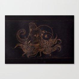 Goat Creep Canvas Print