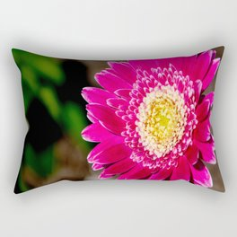 Garvinea Sweet Fiesta Gerber Daisy Rectangular Pillow