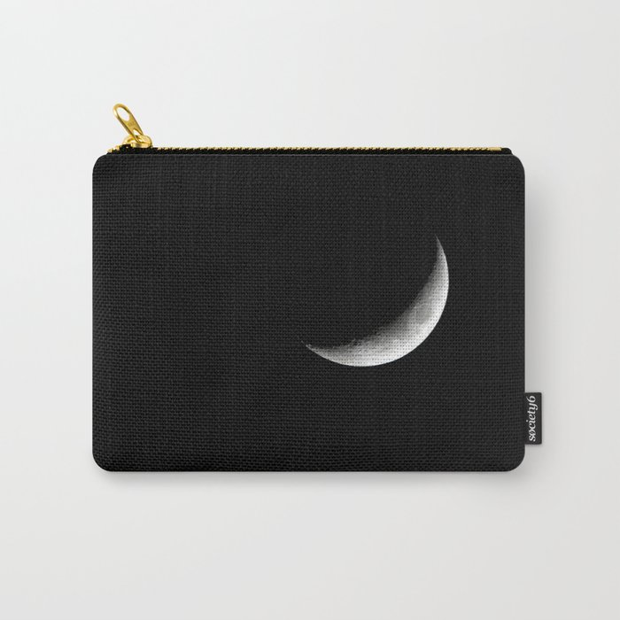 Crescent. Carry-All Pouch