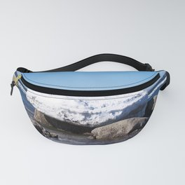 Perched on the Boulders Fanny Pack
