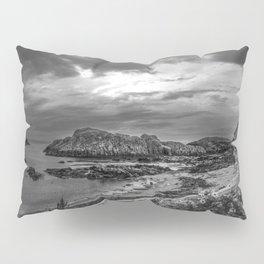 Balintoy Harbour, Ireland Pillow Sham