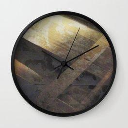 Bedfellows Wall Clock