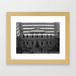 Metropolitan Museum of Art Framed Art Print