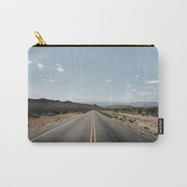 Open Road - Moapa Valley, NV Carry-All Pouch
