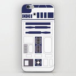 R2D2 iPhone Case iPhone Skin