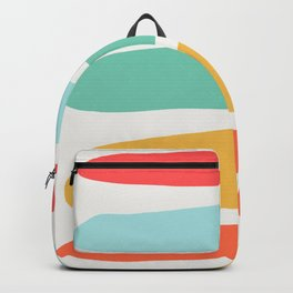 by the sea Backpack