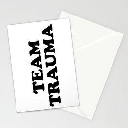 Team Trauma Stationery Cards