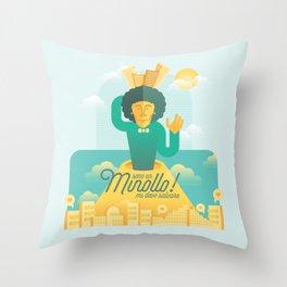 il minollo Throw Pillow