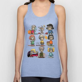 Friends Forever Unisex Tank Top