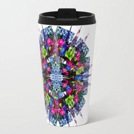 Night Flower Stellation Travel Mug