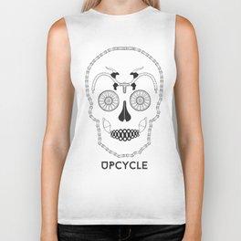 Bicyskull Biker Tank