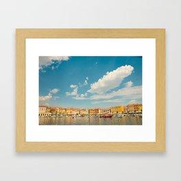 Rovinj, Croatia Framed Art Print