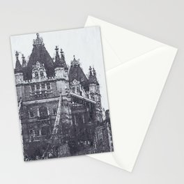 London, Tower Bridge Stationery Cards